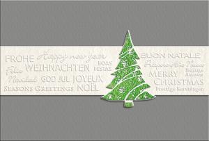 Berühmt Mustertexte für geschäftliche Weihnachtswünsche für Firmen | Gruß EV84