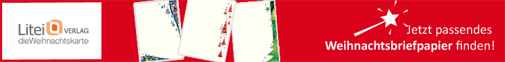 Leaderbord-weihnachtsbriefpapier