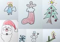 weihnachts-visualsierung