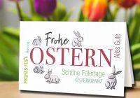 Frühlingshafte Verse zu Ostern